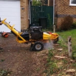 Stump grinding service now available from DPA Contractors